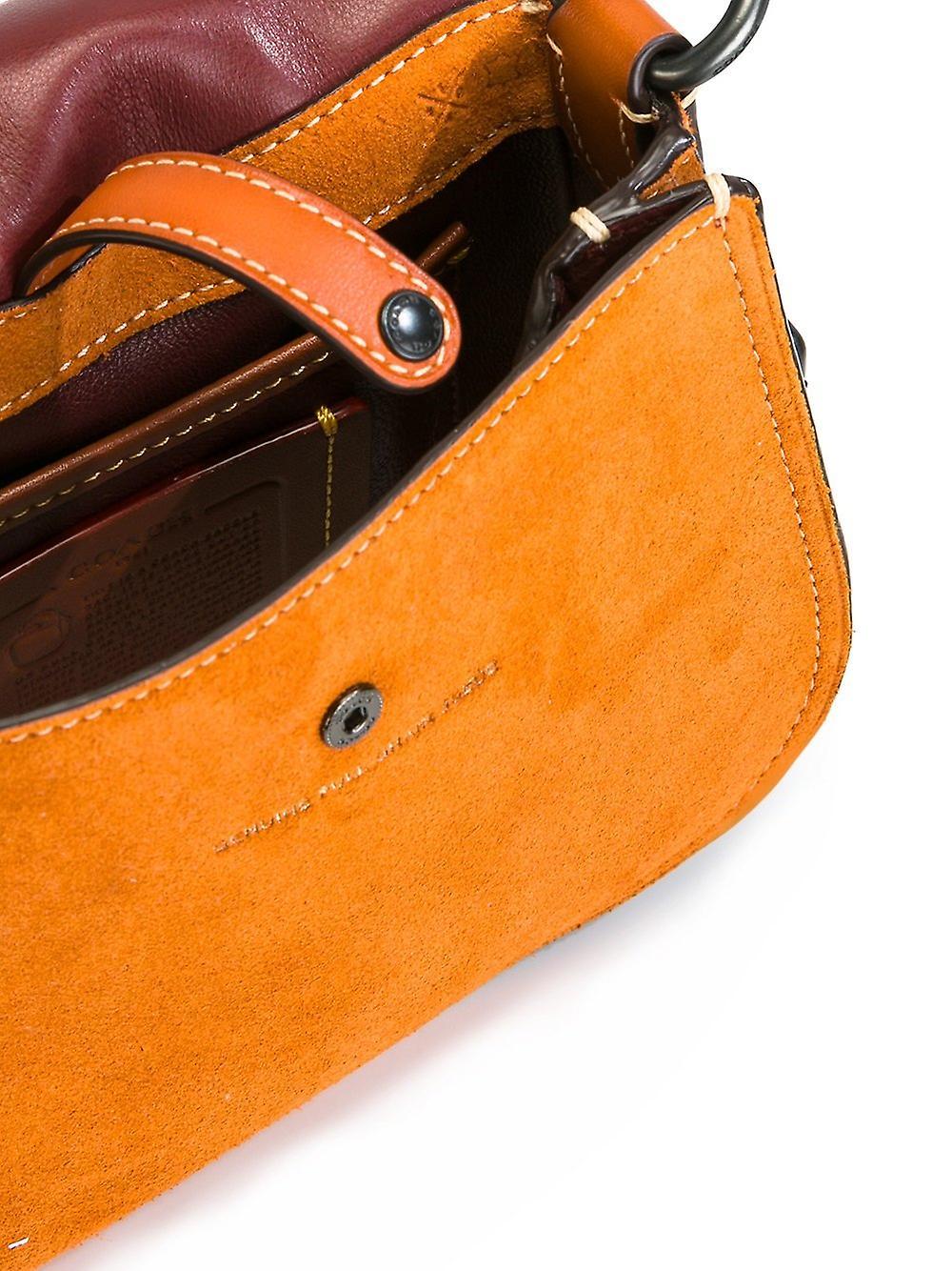 Western Rivets Saddle Bag