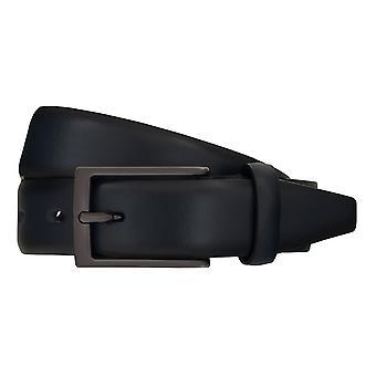 Cinturones de cinturón cinturones de hombres LLOYD de cuero cinturones de cuero cinturones hombres azul 7770