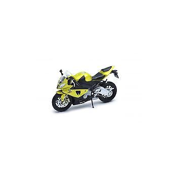 Welly model BMW S 1000 RR motorfiets 1:18