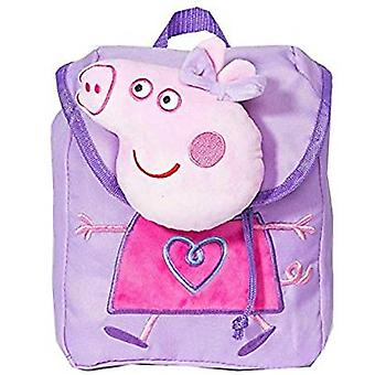 Mini Backpack - Peppa Pig - Fashionable Purple 10