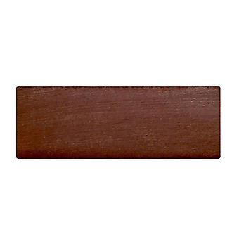 Muebles rectangulares de madera de cerezo pata 6 cm (1 pieza)
