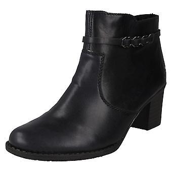 Damer Rieker casual ankel støvler L7678