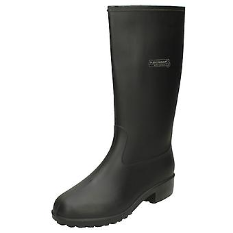 Womens Dunlop Non Safety Wellies Pluto Luxo 290PP