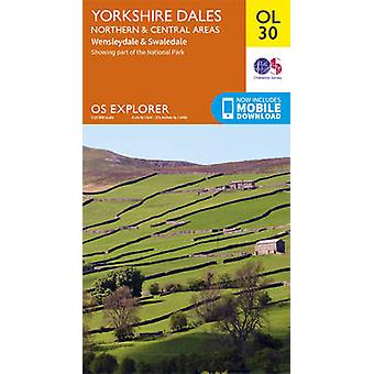 Yorkshire Dales Northern  Central