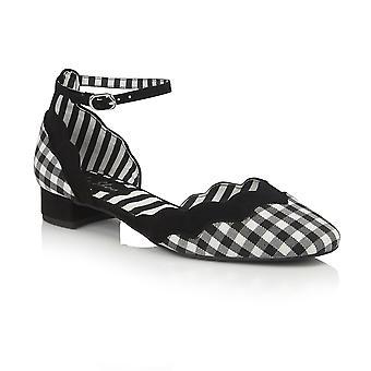 Ruby Shoo Women's Lydia Low Block Heel Shoes & Matching Dallas Bag