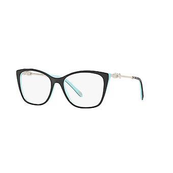 Tiffany TF2160B 8055 Black on Tiffany Blue
