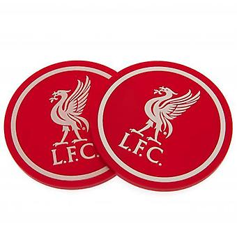 Liverpool 2pk Coaster Set
