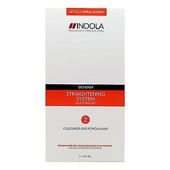 Indola silkstraight coloured/sensitive