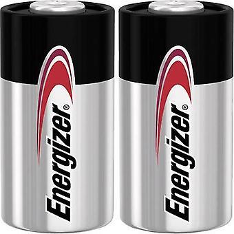 Energizer a11/E11A alcalina 2ER não-padrão da bateria 11A alcalóide-manganês 6 V 38 mAh 2 PC (s)