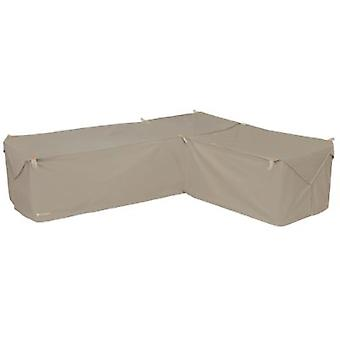 Accessoires classiques Storigami Easy Fold Right-Facing Sectional Cover, Goat Tan