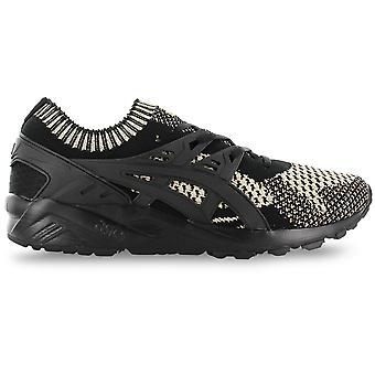 Asics Gel-Kayano Trainer Knit HN7R0-9090 Men's Shoes Black Sneakers Sports Shoes
