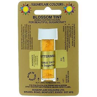 Sugarflair bloesem tint eetbare stof voedselkleuring Sugarcraft poeder kleur 7ml karnemelk