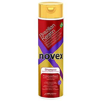 Novex Brazilian Keratin Shampoo without Salt 300 ml