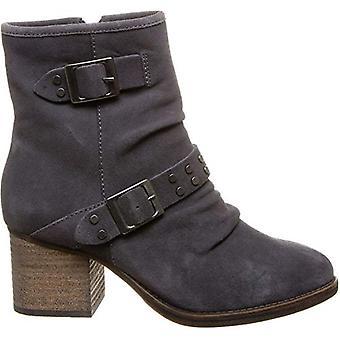 Bearpaw Ametist - Women's Topuklu Çizme - 2157w Kömür - 6,5