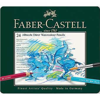 Faber-Castell Albrecht Durer Watercolour Pencils 24 Tin