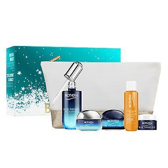Women's Cosmetics Set Blue Therapy Serum Biotherm (5 st)