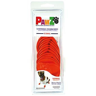 Pawz dog Boots For Dog Xs (12Botas) (Dogs , Dog Clothes , Shoes)