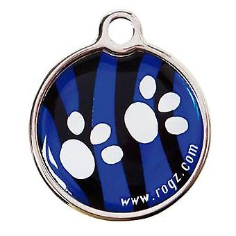Rogz Pet тег IDM 31-W (собаки, воротники, ведет и страховочные пояса, аксессуары)