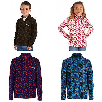 Regatta Great Outdoors Kids Outdoor Classics Lovely Jubblie Fleece Top