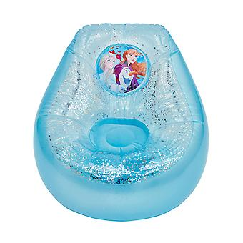 Disney Frosne Oppustelige Glitter Chill Chair