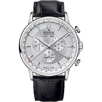 Edox 10501 3 AIN Les Bémonts Relógio Masculino