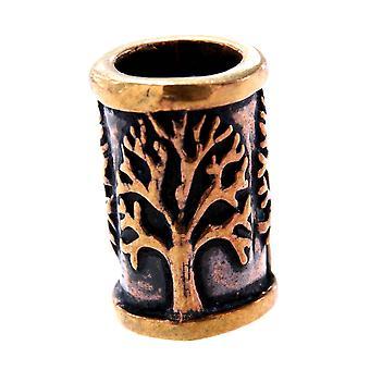 شجرة اللحية من البزة 7 مم - برونزية