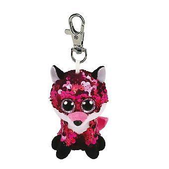 Ty Jewel Fox Flippable Clip