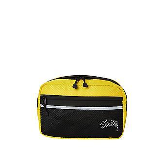 Stussy Stock Ripstop Waist Bag Jaune