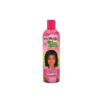 African Pride Dream Kids Olive Miracle Detangling Moisturising Shampoo 355ml