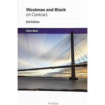 Woolman on Contract by Gillian Black - 9780414061965 Book