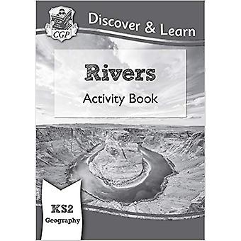 New KS2 Discover & Learn - Geography - Rivers Activity Book by CGP