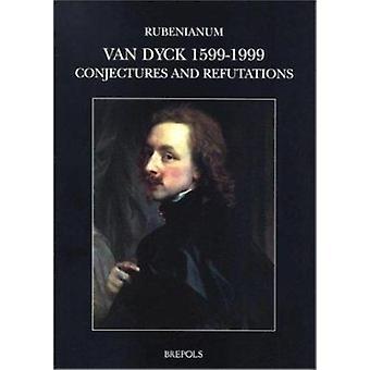 Sir Anthony Van Dyck 1599-1999 by Vlieghe - 9782503511443 Book