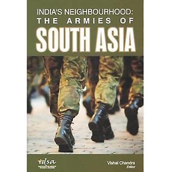 India's Neighbourhood - The Armies of South Asia by Vishal Chandra - 9