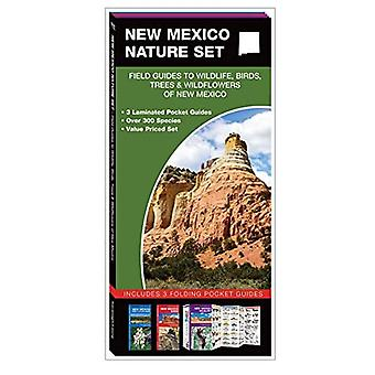 New Mexico Nature Set: Field Guides to Wildlife, Birds, Trees & Wildflowers of New Mexico