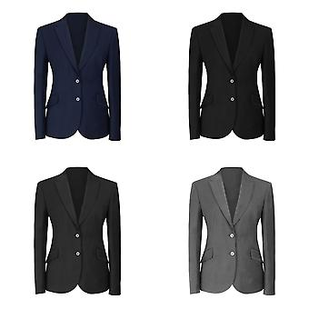 Brook Taverner Ladies/Womens Novara Semi Fitted Suit Jacket