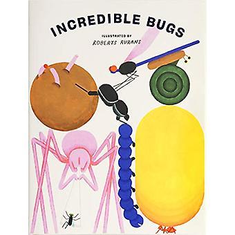INCREDIBLE BUGS - 9789887850151 Book