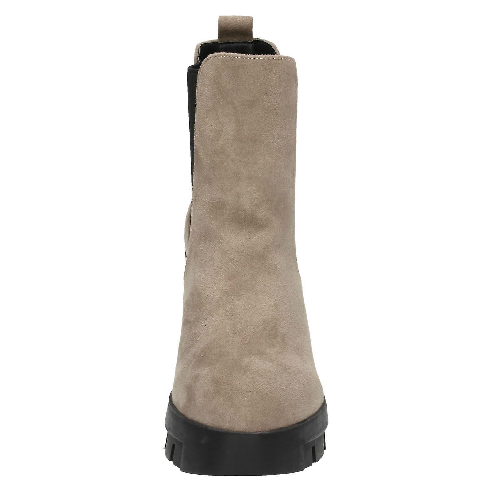 Spot On Womens/Ladies Platform Ankle Boots cWrrh