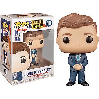 Kuvakkeet John F Kennedy Pop! Vinyyli