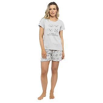 """A Girls Best Friend"" Pyjama Shorts Set"