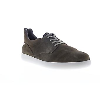 Camper Pelotas Capsule XL  Mens Green Suede Euro Sneakers Shoes