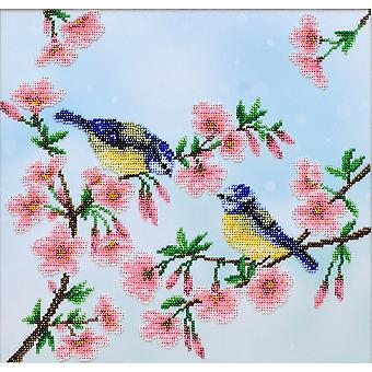 VDV Bead Embroidery Kit - Tomtits