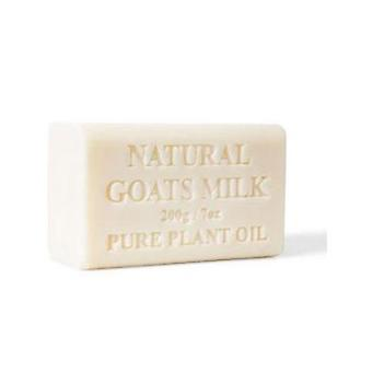 2X 200G Goats Milk Soap Natural Creamy Scent Goat Bar Skin Care