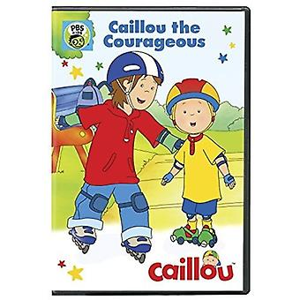 Caillou: Caillou the Courageous [DVD] USA import