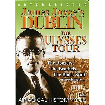 James Joyces Dublin-Ulysses Tour [DVD] USA import