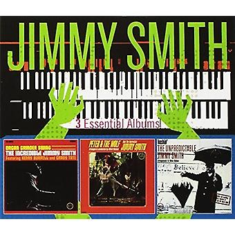 Smith*Jimmy - 3 Essential Albums [CD] USA import