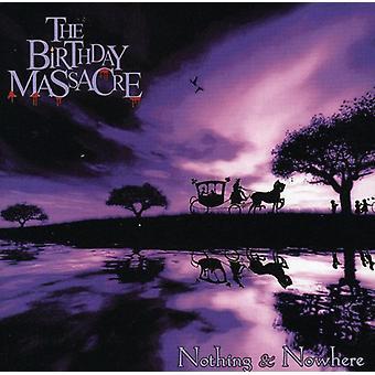 Birthday Massacre - ingenting & ingenstans [CD] USA import