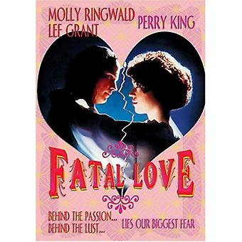Fatal Love [DVD] USA import