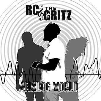 Analog World [CD] USA import