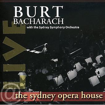 Burt Bacharach - Live at the Sydney Opera House [CD] USA import