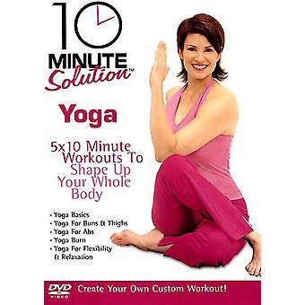 Yoga [DVD] USA import